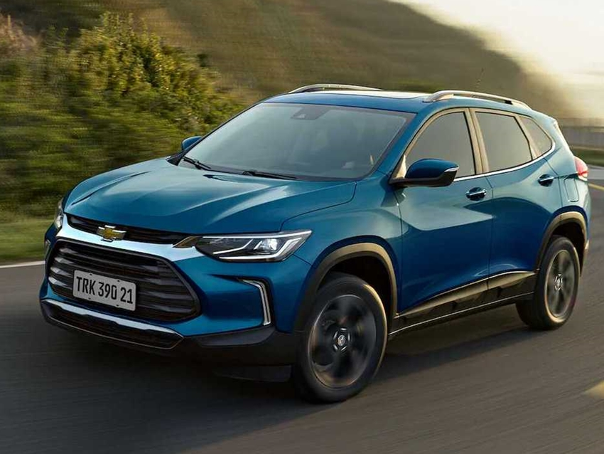 TESTE do novo Chevrolet Tracker 2021
